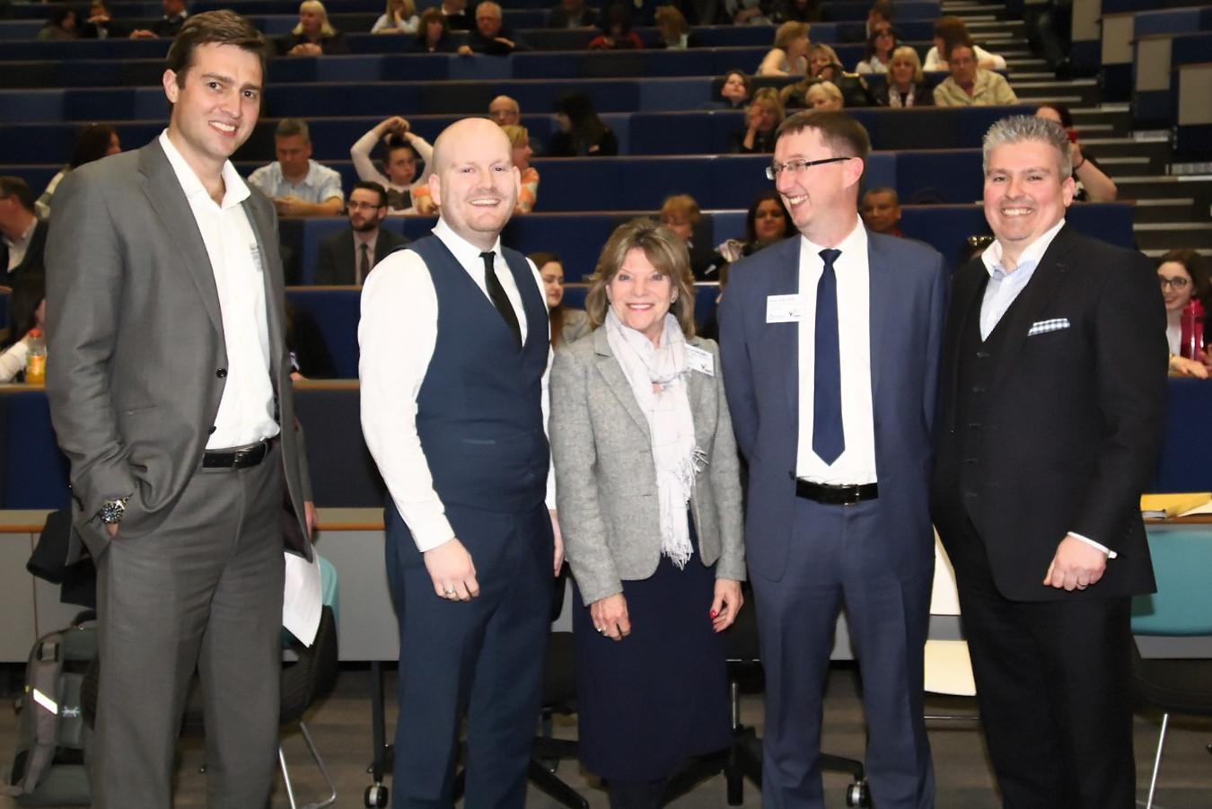 Young Enterprise Regional finals in Essex