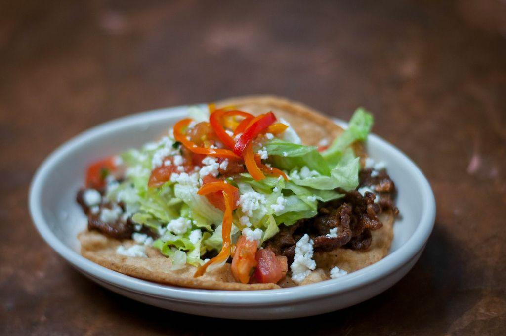 flatiron steak taco with Dog Snout Salsa.jpeg