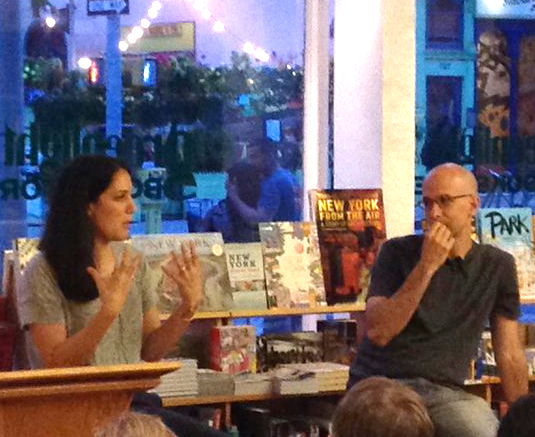 Greenlight Bookstore with Joshua Henkin  Brooklyn, NY, June 9, 2015