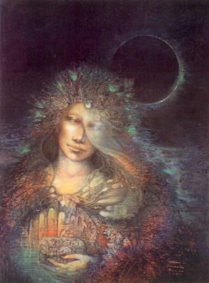 """Psyche's Last Task"" by Susan Seddon-Boulet"