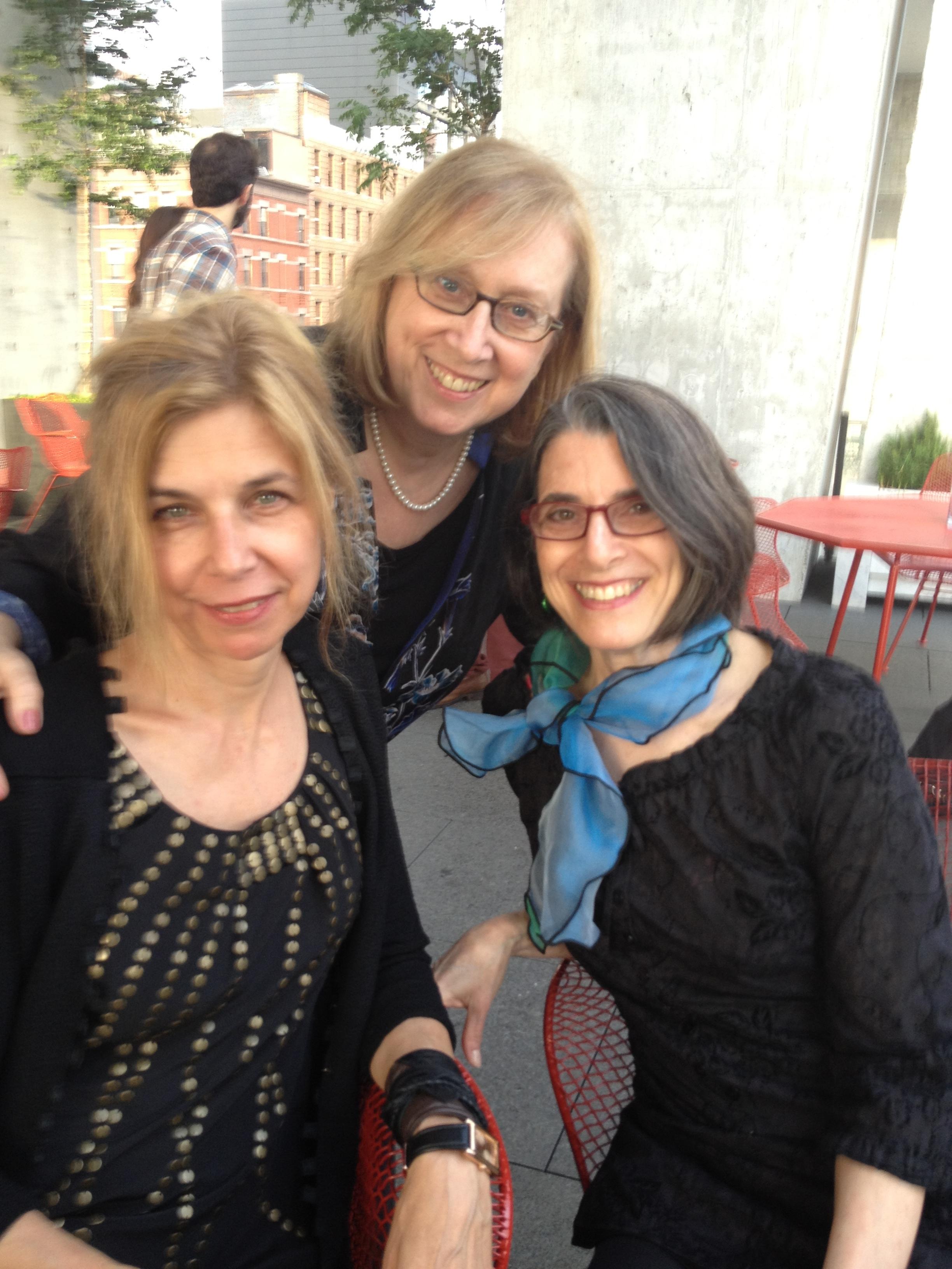 About — Roberta Friedman
