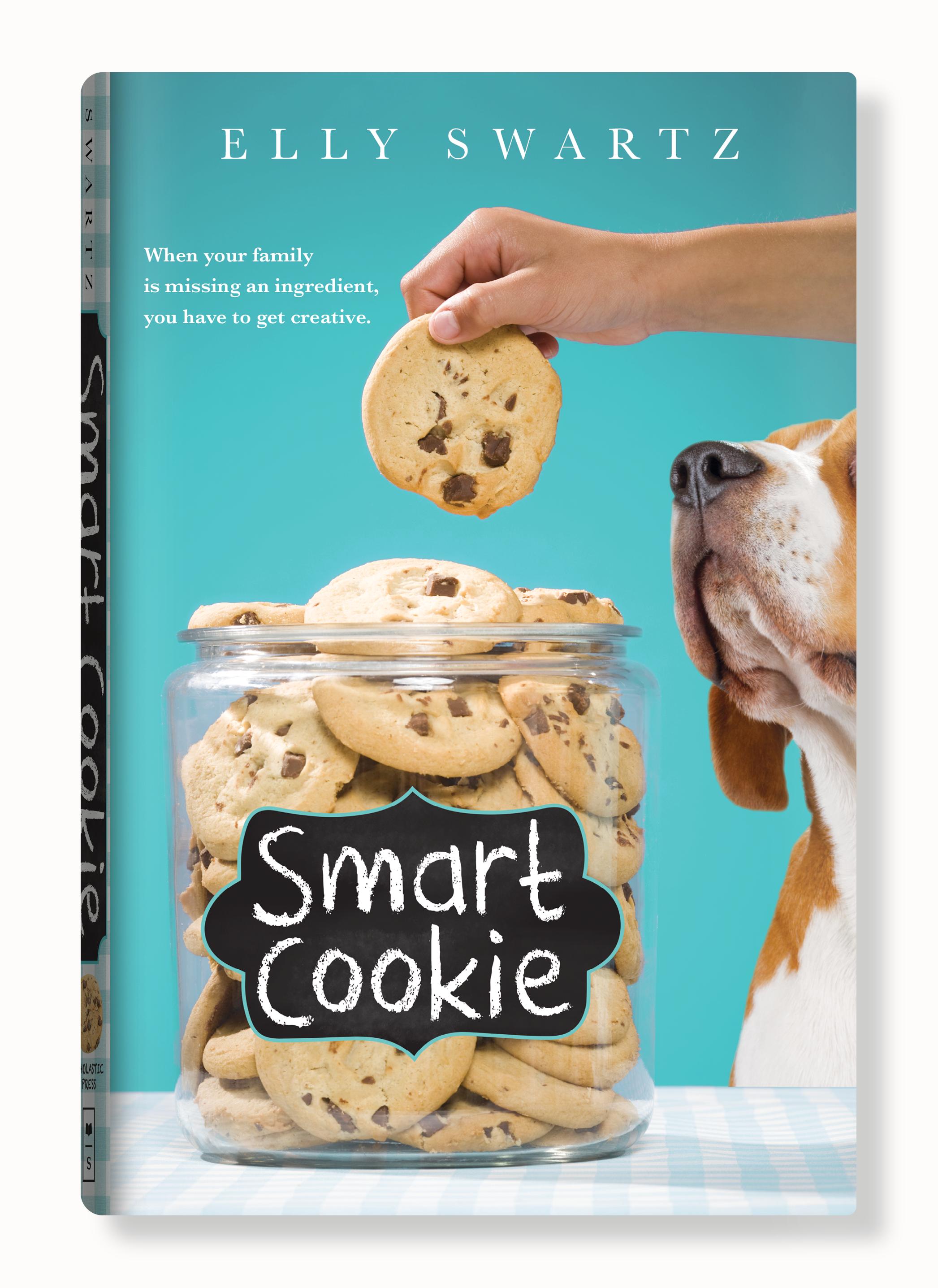 Jacket photos ©: cookie jar: Rubberball/Mike Kemp/Getty Images; dog: Silense/iStockphoto; bell: appler/Shutterstock; hedgehog: Best dog photo/Shutterstock; crumbled cookie: Dani Vincek/Shutterstock; cookie: Sergio33/Shutterstock;gingham: kwasny221/iStockphoto.