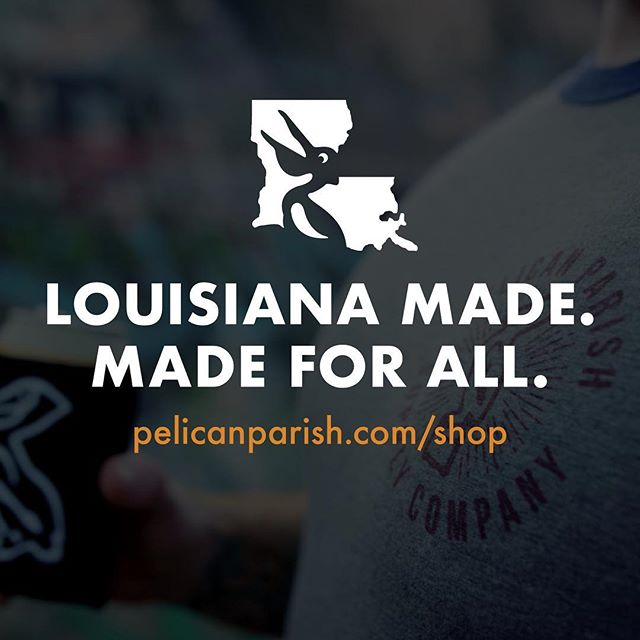 "You wanted it, you got it! Pelican Parish is back with a wide variety of color and design combos, ensuring you can show your Louisiana pride exactly how you want. In the coming months, keep an eye out for new products and new designs – anything special you'd like to see? Let us know.  Take 10% OFF your order through July 17 by entering ""PPSC10"" at checkout. Link in bio!  #pelicanparish #louisiana #shoplocal #pelican #shreveport #bossiercity #monroe #minden #ruston #natchitoches #alexandria #lafayette #lakecharles #batonrouge #nola #neworleans"
