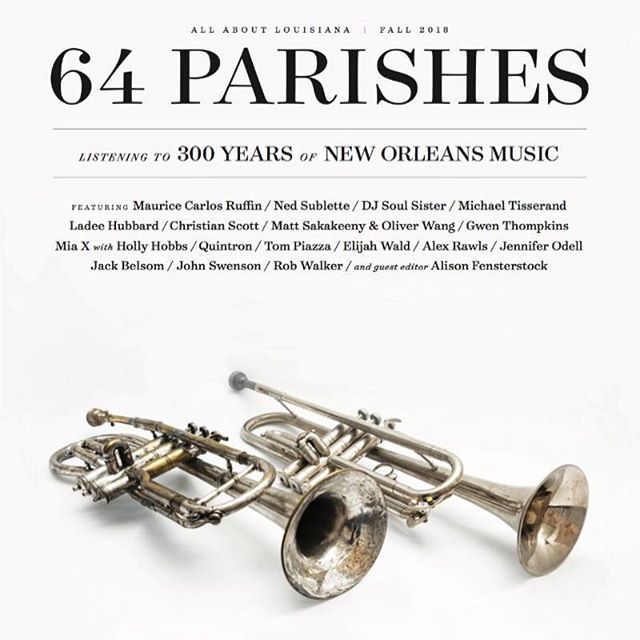 Here at PPSC HQ, we've really been digging @64parishes - the stories they tell, and the vibrant history they share. If you haven't yet, follow them online - 64parishes.org - and pick up a copy of the quarterly magazine if you find it out and about! #louisiana #history #magazine #pelicanparish
