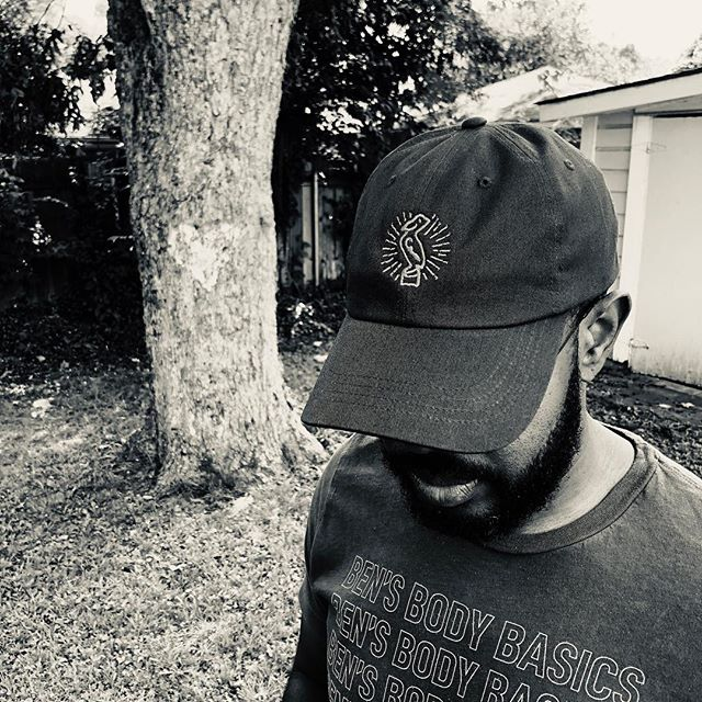 "Our good buddy Ben of @bensbodybasics sports a new PPSC cap like a pro! Check out his awesome products, AND don't forget to take advantage of Pelican Parish's 10% off sale through midnight tonite - enter code ""PELICAN"" at checkout! Link in bio."