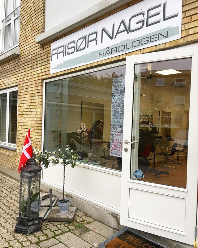 Den nye salon har nu budt jer velkommen siden midten af august. Tak for den varme velkomst alle sammen.
