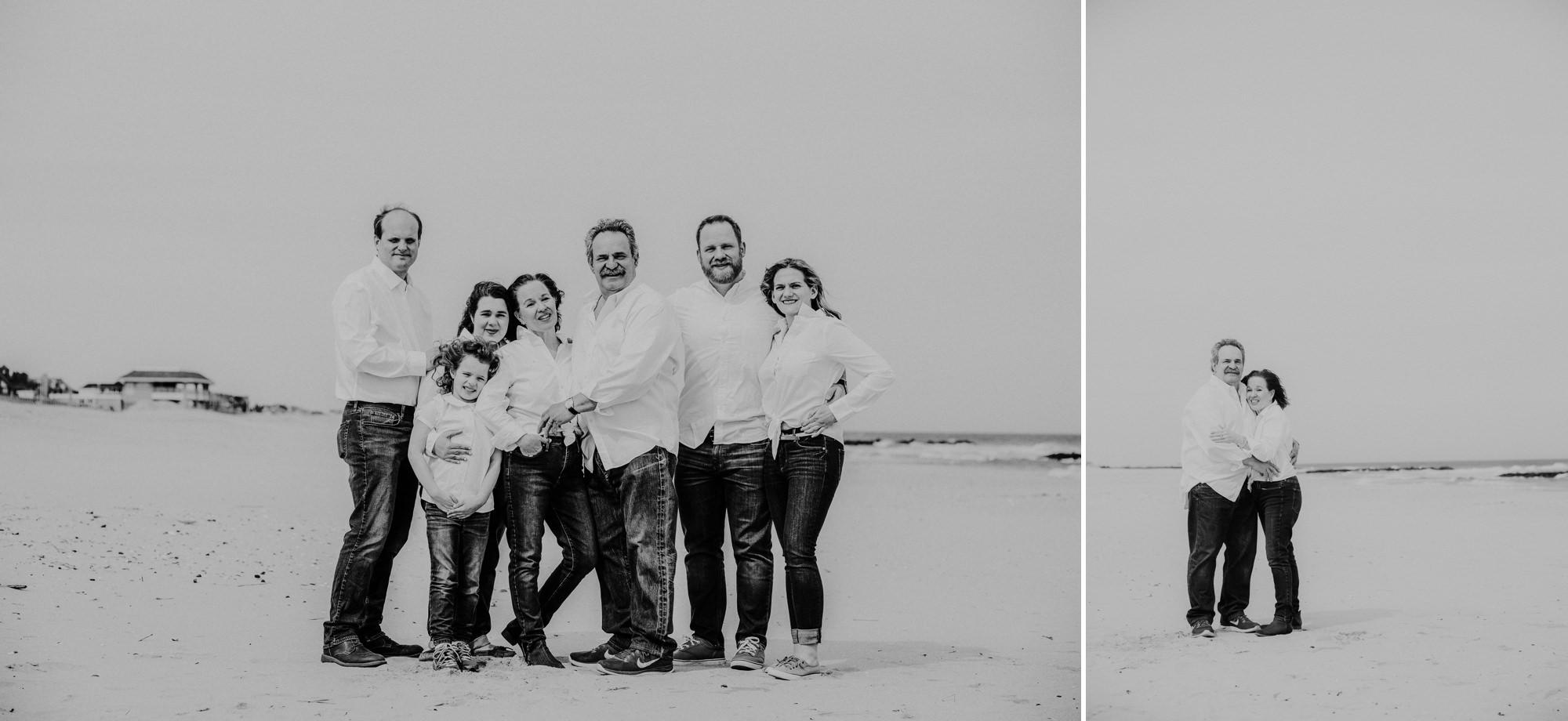 Spring Lake NJ Family Session | NJ Mini Session Photography | Family Photography | NJ Family Photography | NJ Photography | Beach Family Session Spring Lake NJ