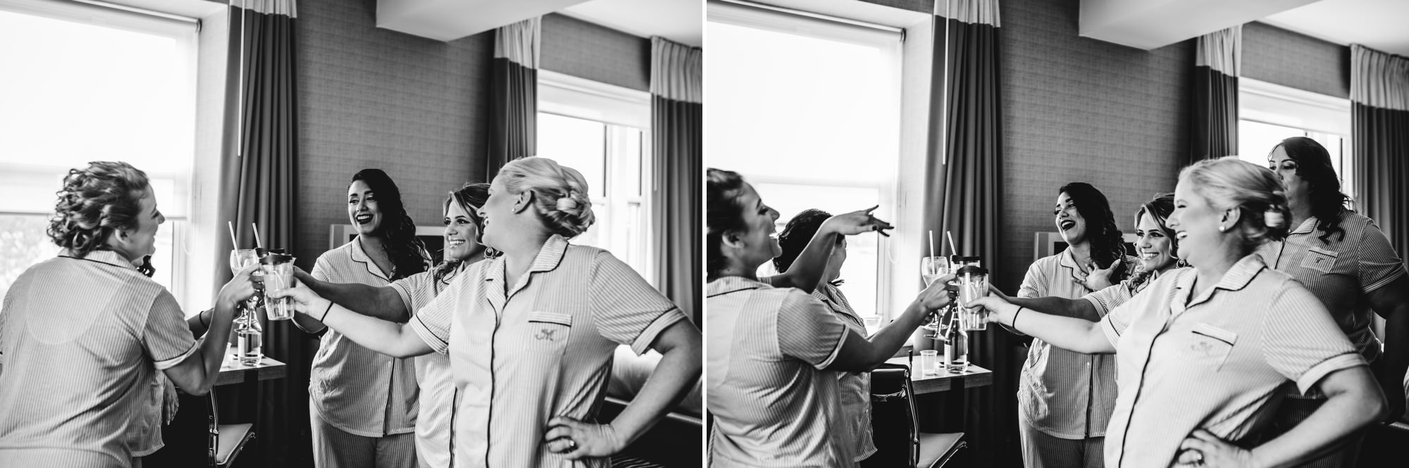 Wedding Toast | Shooting for Kit and Bug Photography | Asbury Park Photographer | Spring Lake Photographer | Wedding Photographer | Jersey Shore Photographer
