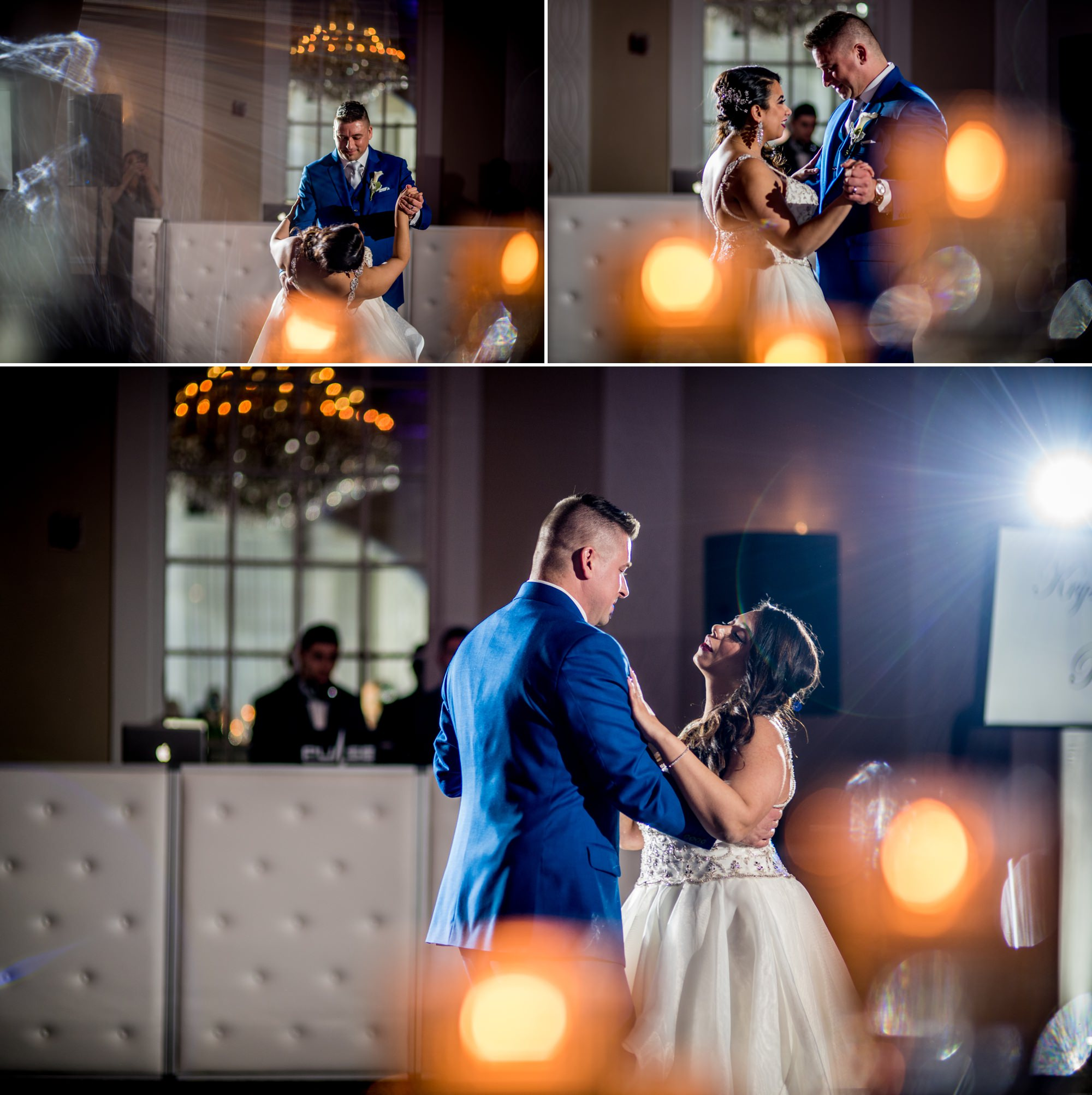 First Dance | The Berkeley Hotel | Shooting for Kit and Bug Photography | Asbury Park Photographer | Spring Lake Photographer | Wedding Photographer | Jersey Shore Photographer