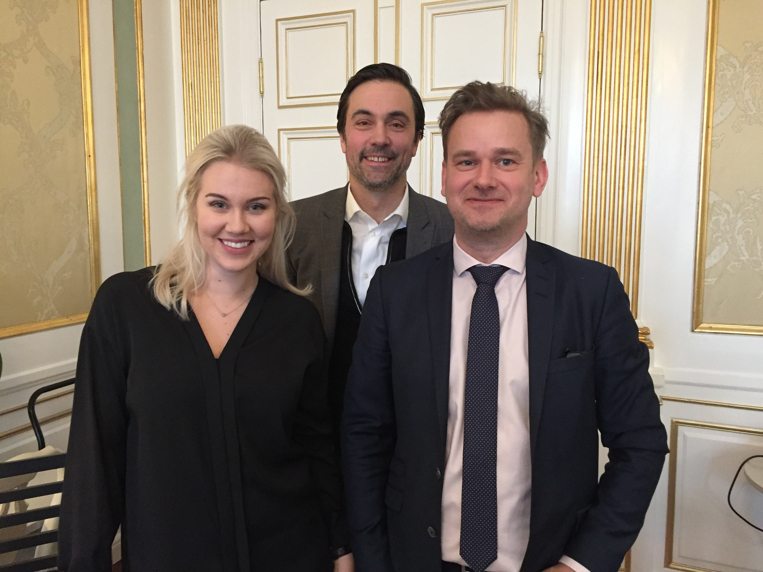 Isabella Löwengrip, Löwengrip Care & Color, Peter Jansson, KTF och Pär Svahnberg, Toxintelligence.