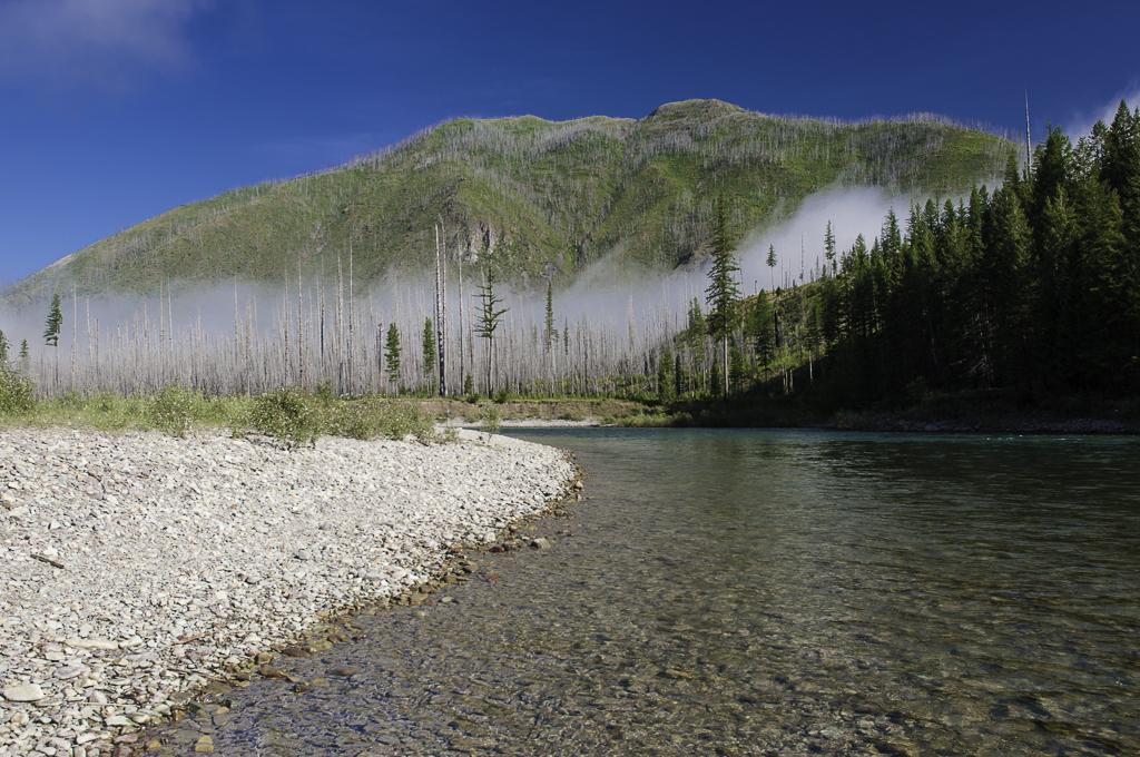 North Fork of the Flathead River - Glacier National Park