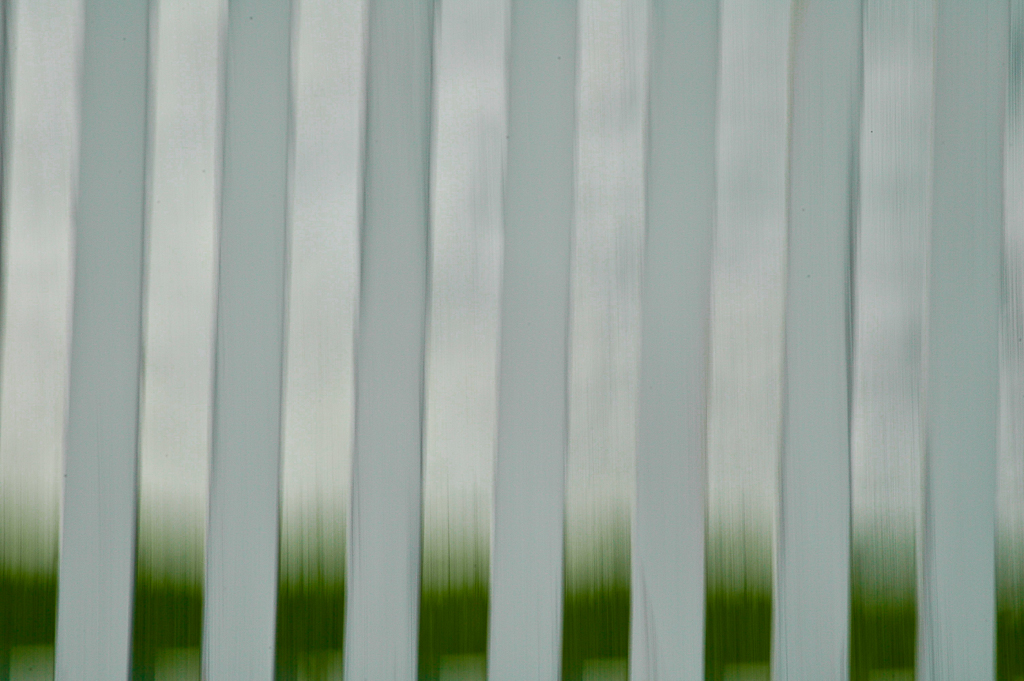 Lighthouse Fence - Pemaquid, Maine