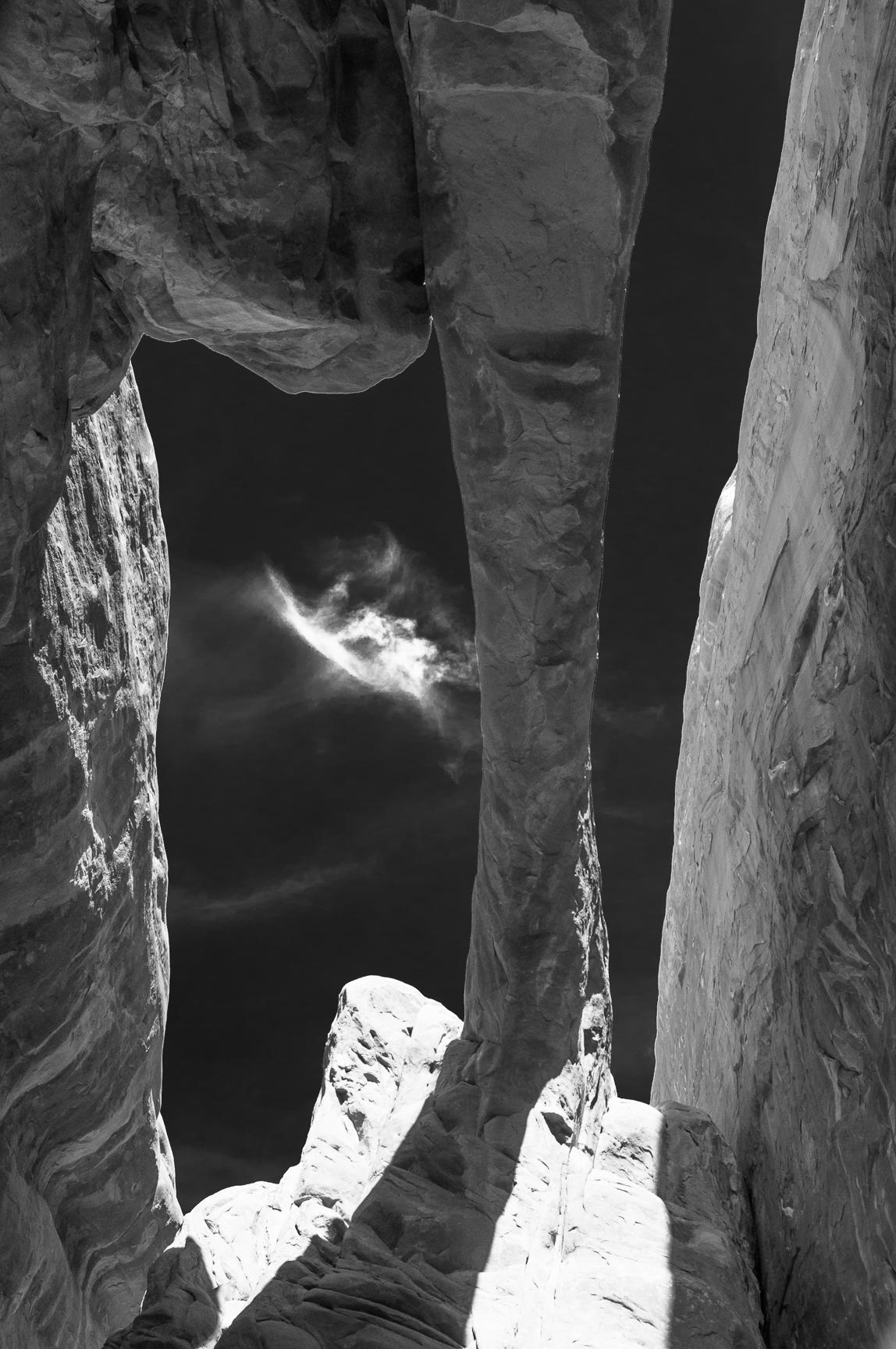Surprise Arch - Arches National Park