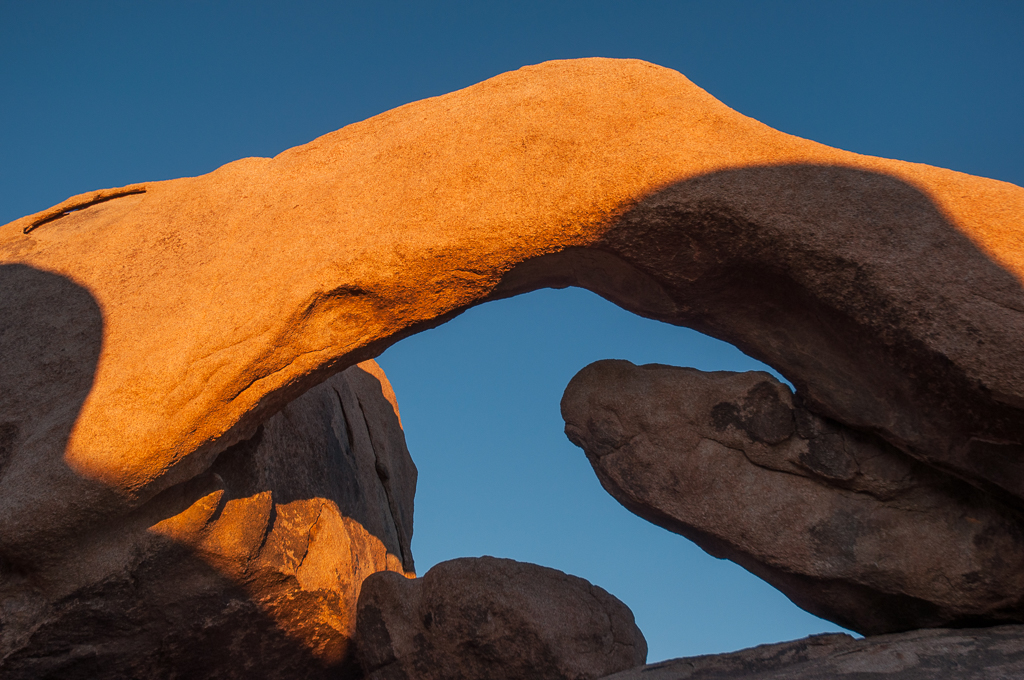 Arch Rock - Joshua Tree National Park