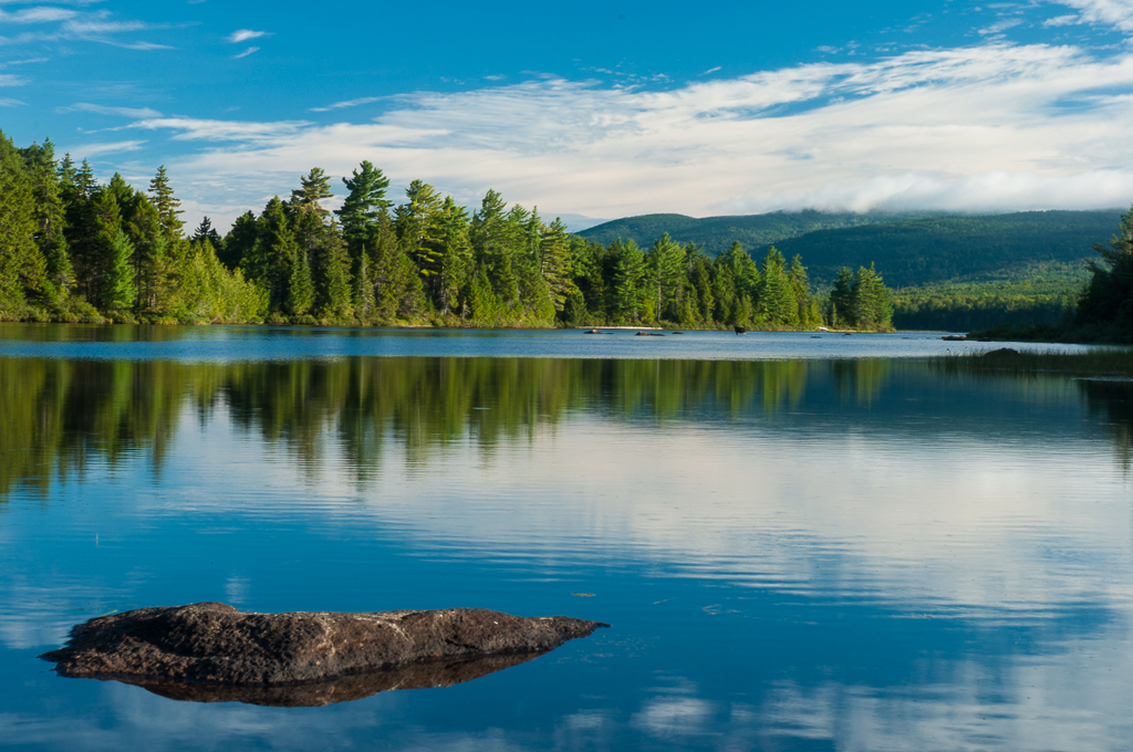Big Lyford Pond - Frenchtown Township, Maine