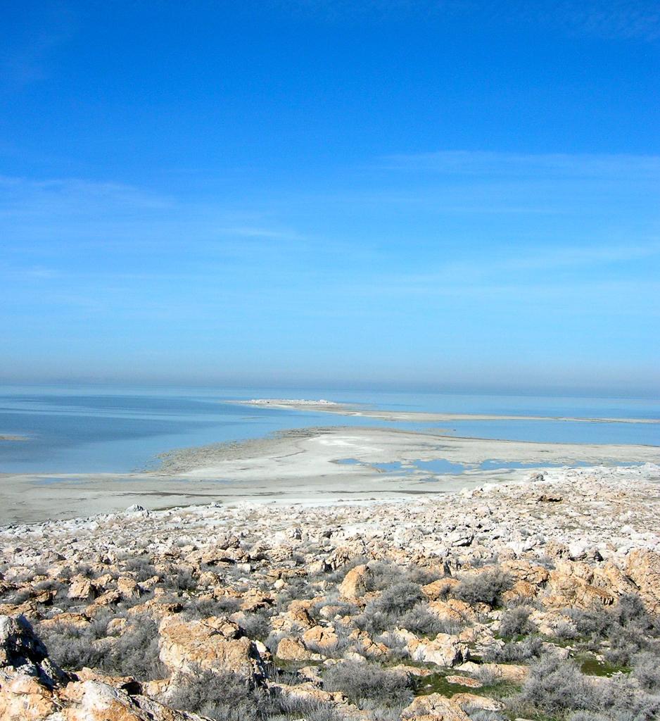 Antelope Island - Great Salt Lake, Utah