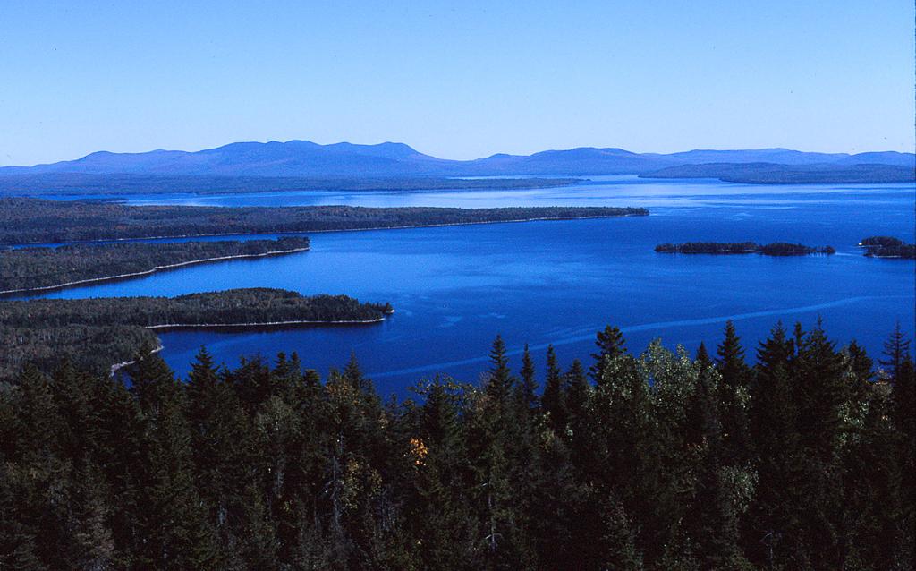 Moosehead Lake - Greenville, Maine