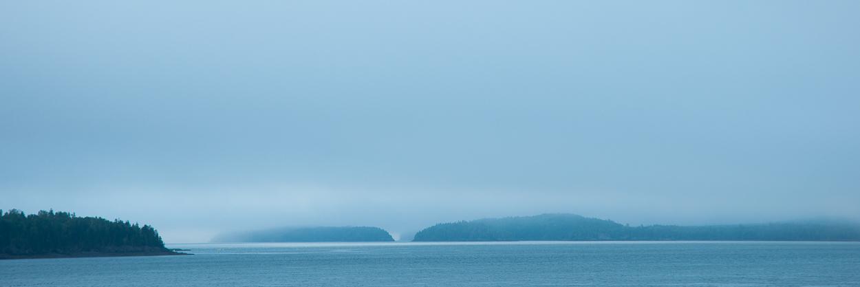 Blue Dawn - Cobscook Bay, Maine