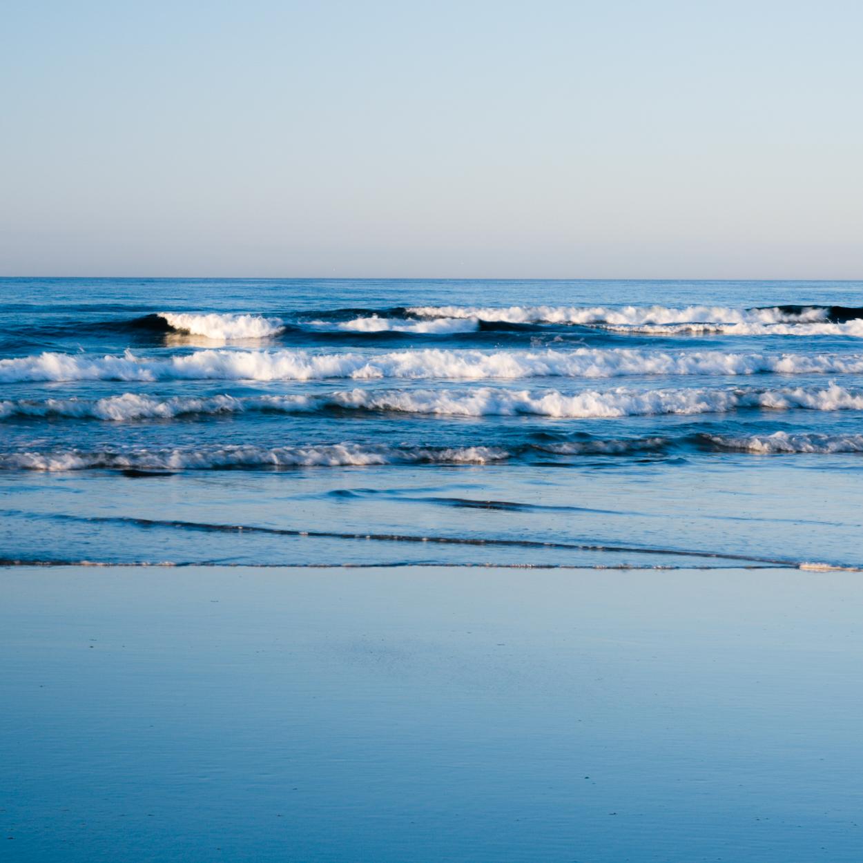 Incoming Tide - Higgins Beach, Maine