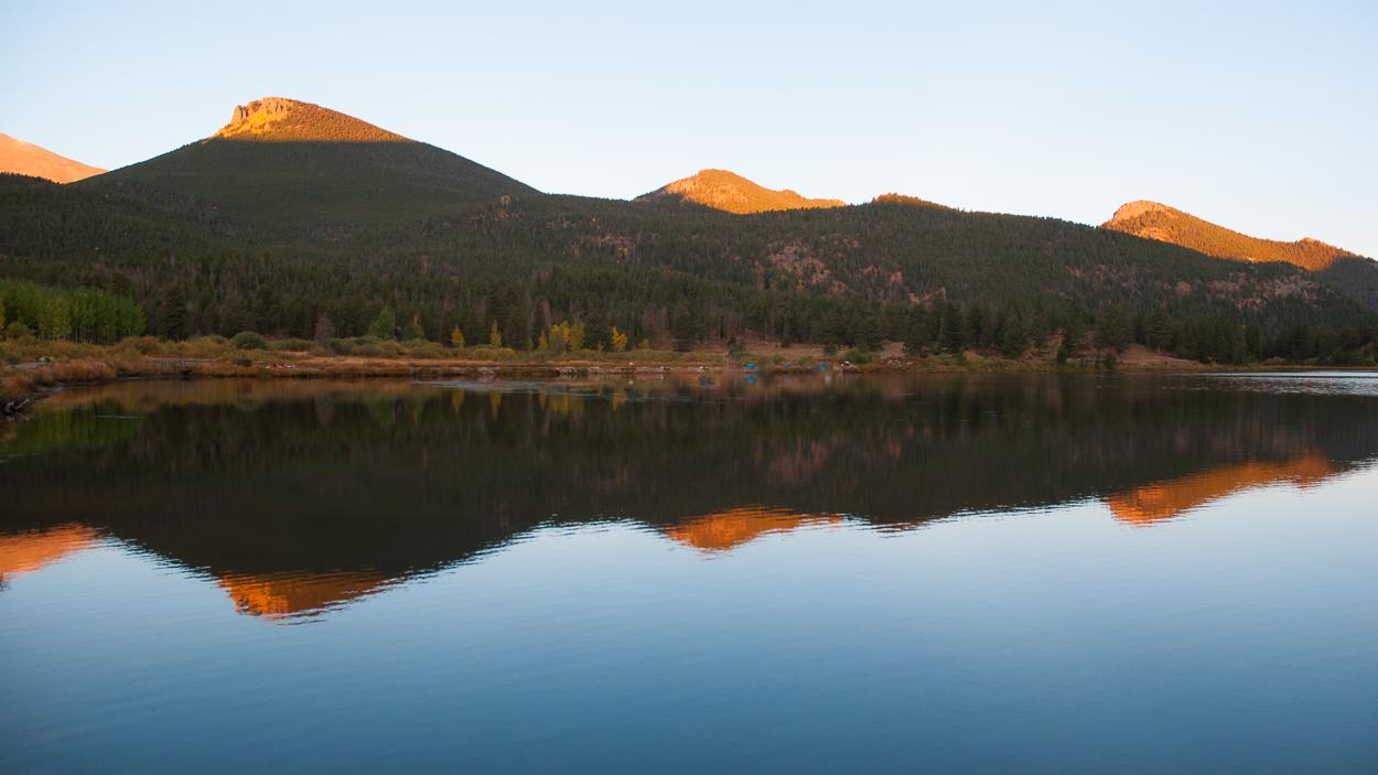 Rocky Mountain National Park  - Estes Cone