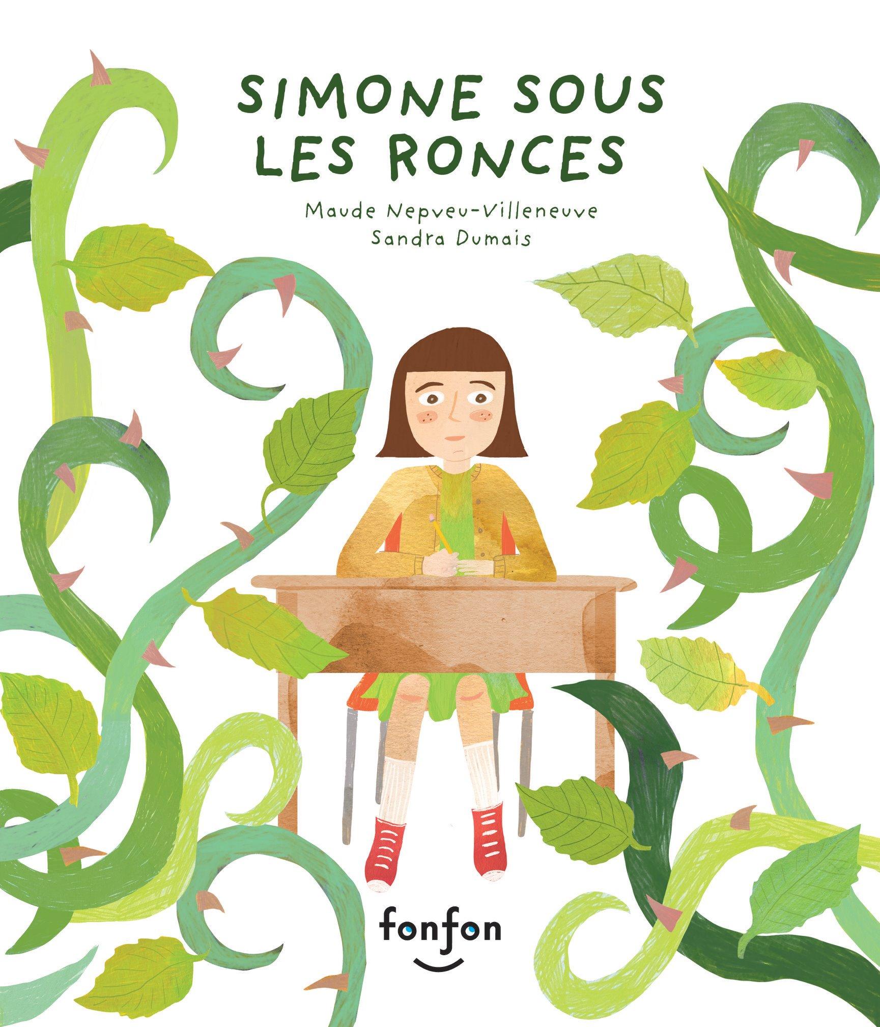 Simone Sous les Ronces - New book out August 6!