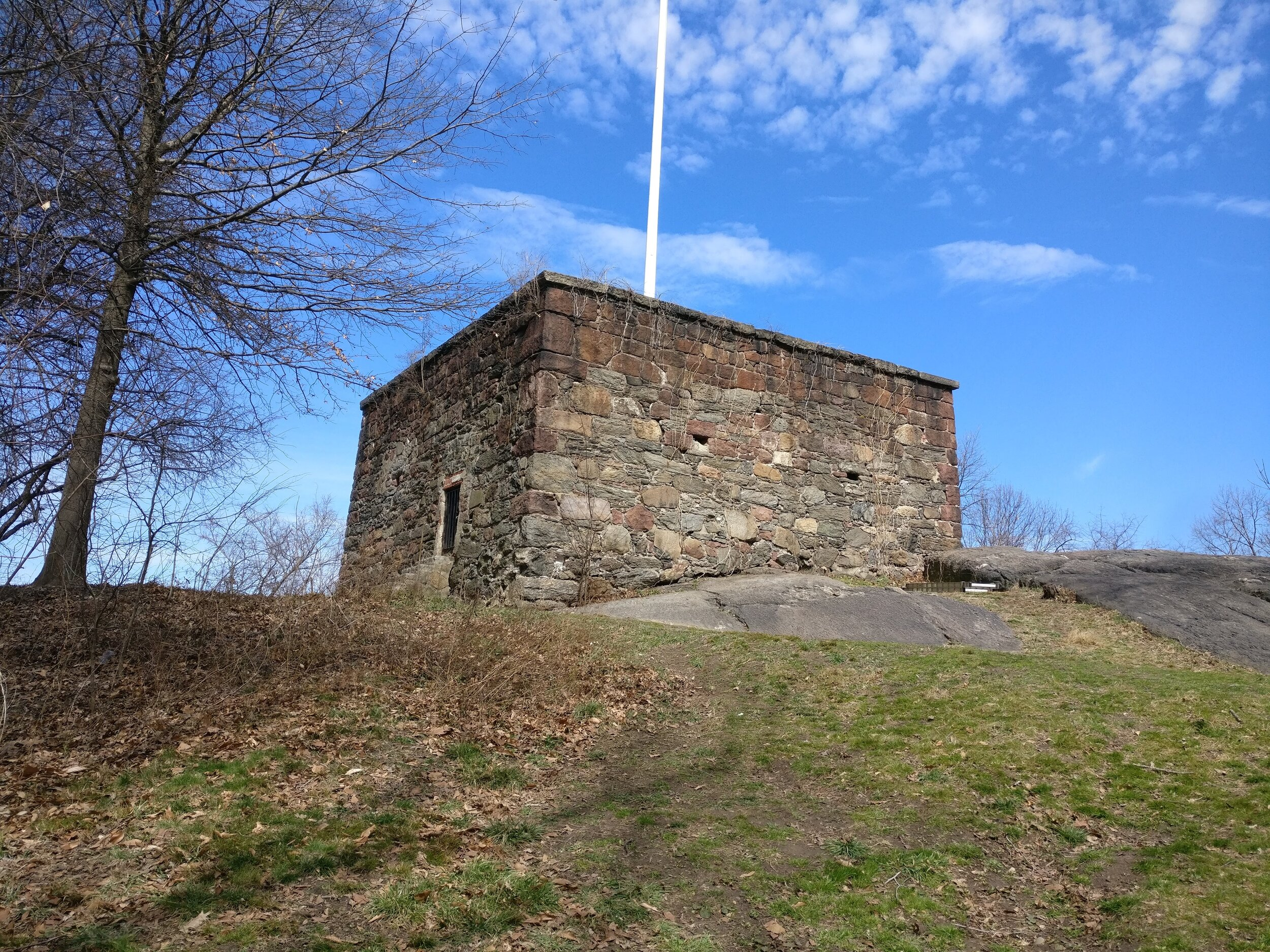 War of 1812 blockhouse