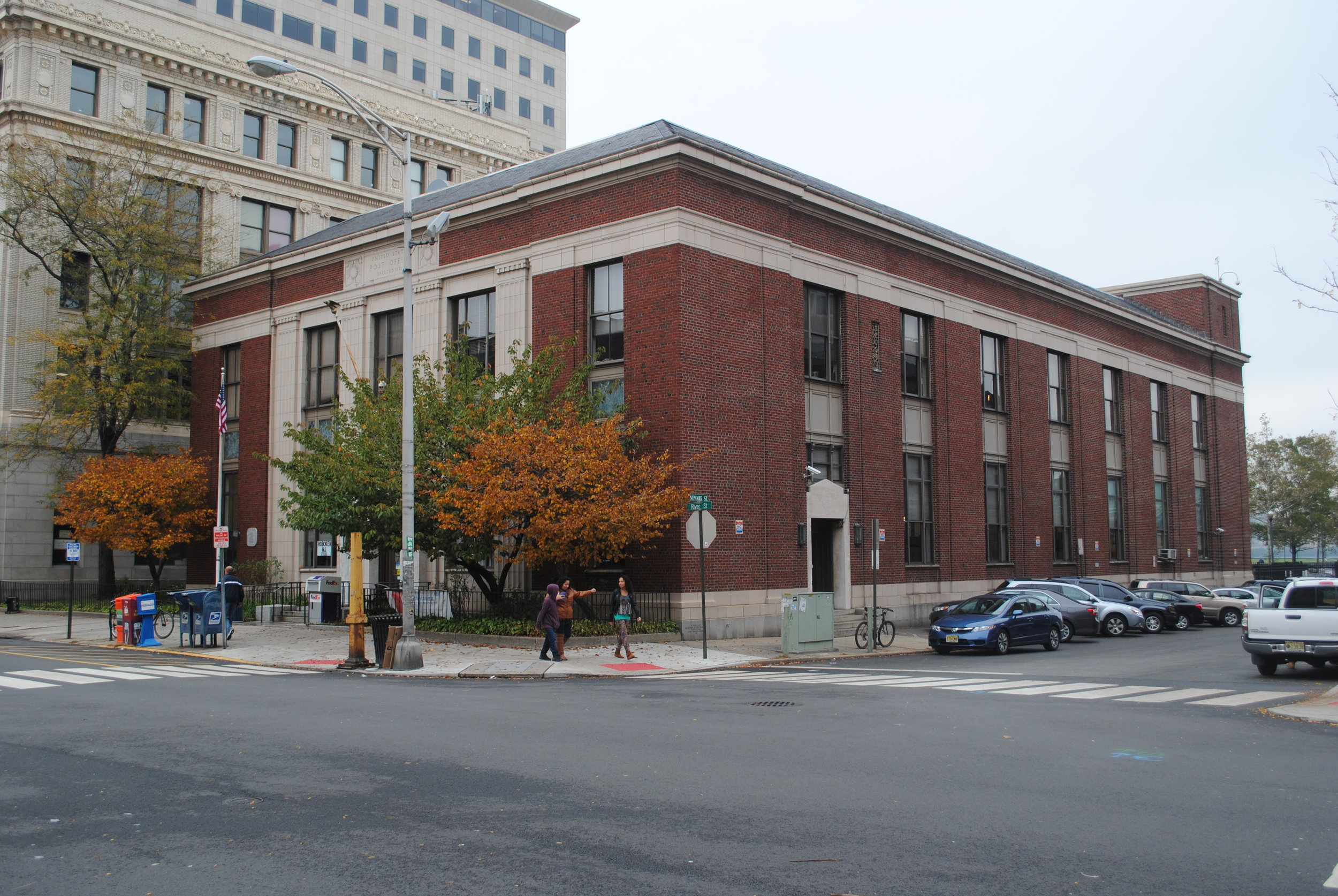Frank Sinatra Post Office, Hoboken.JPG