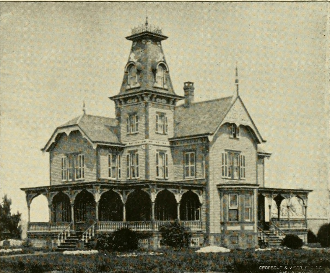 Summer House on Wesley Avenue, 1892.jpg