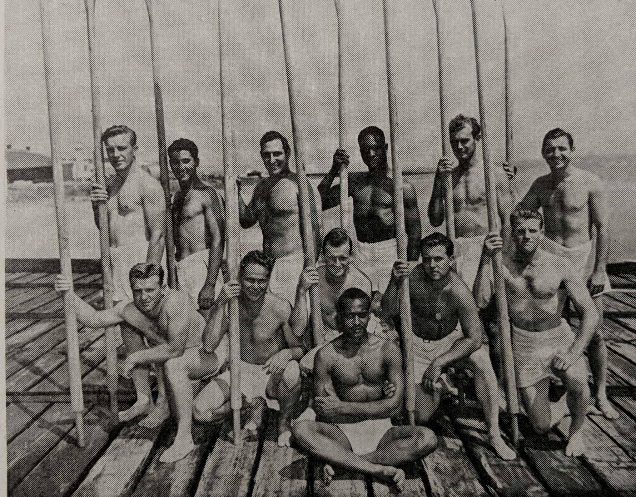 Integrated Varsity Crew Team, 1944.jpg