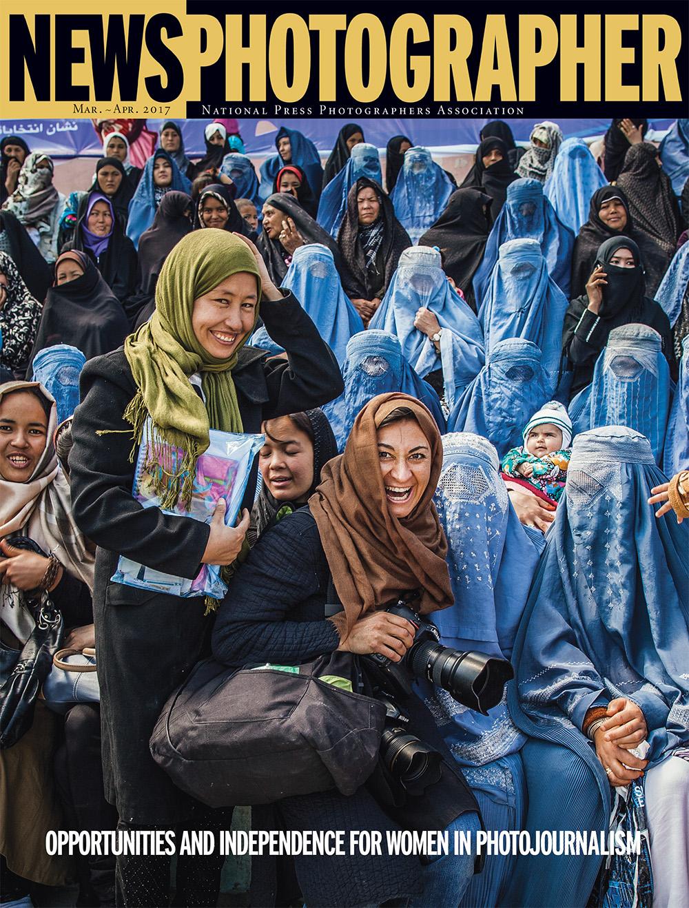 Women in Photojournalism -