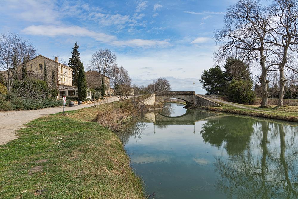 Port et pont de Sériège
