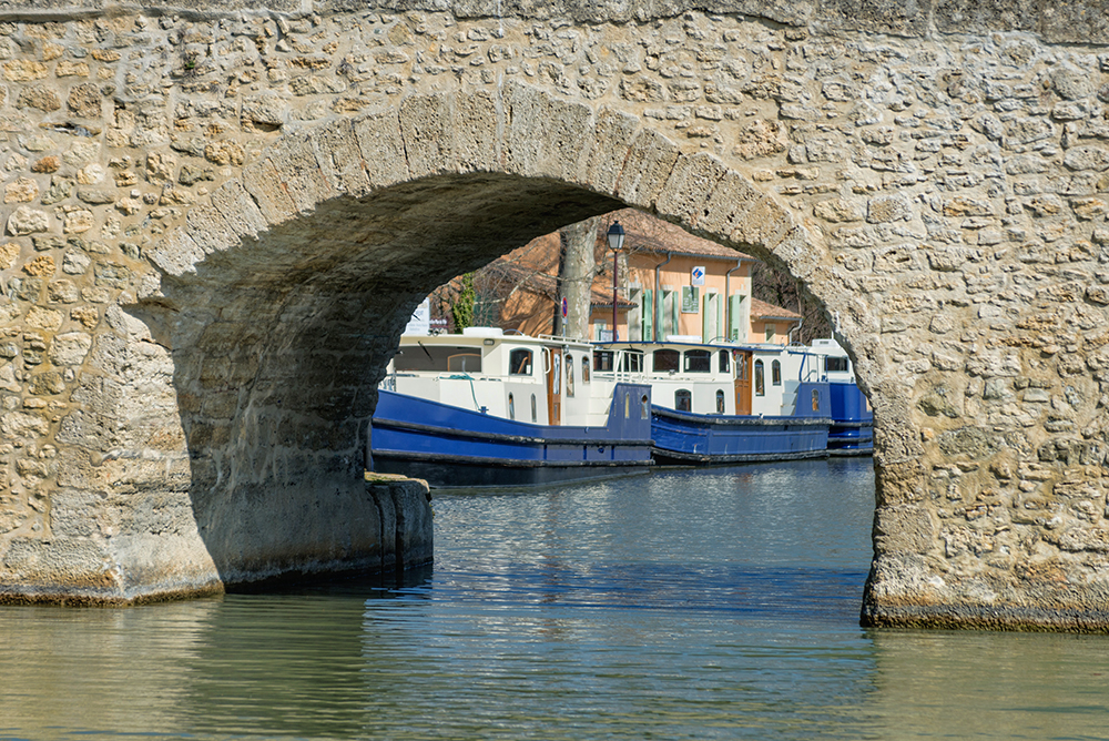 Pont de Saisse et maison cantonière