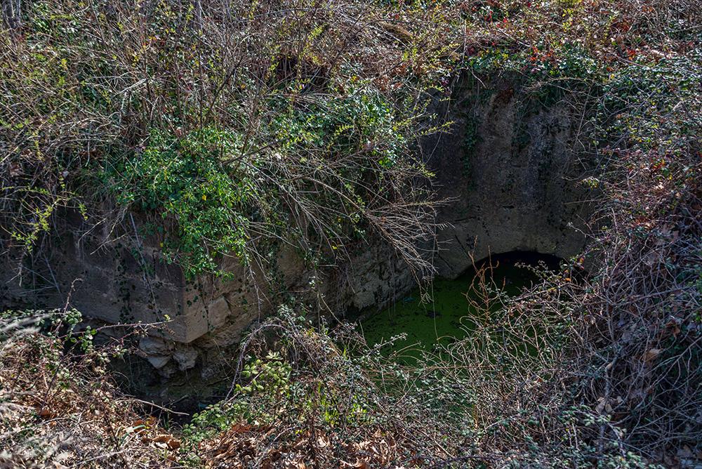 Aqueduc de Malviès