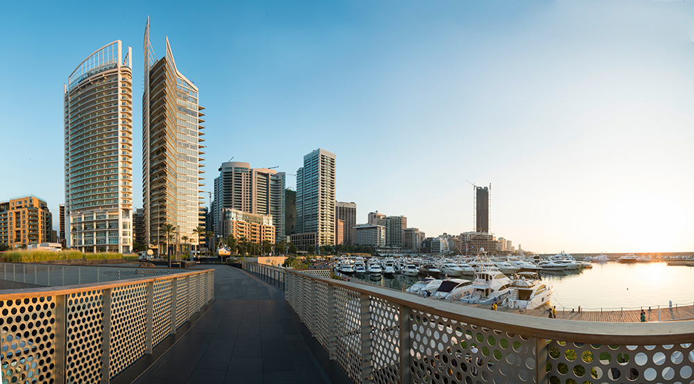 Zaituna Bay, Beirut