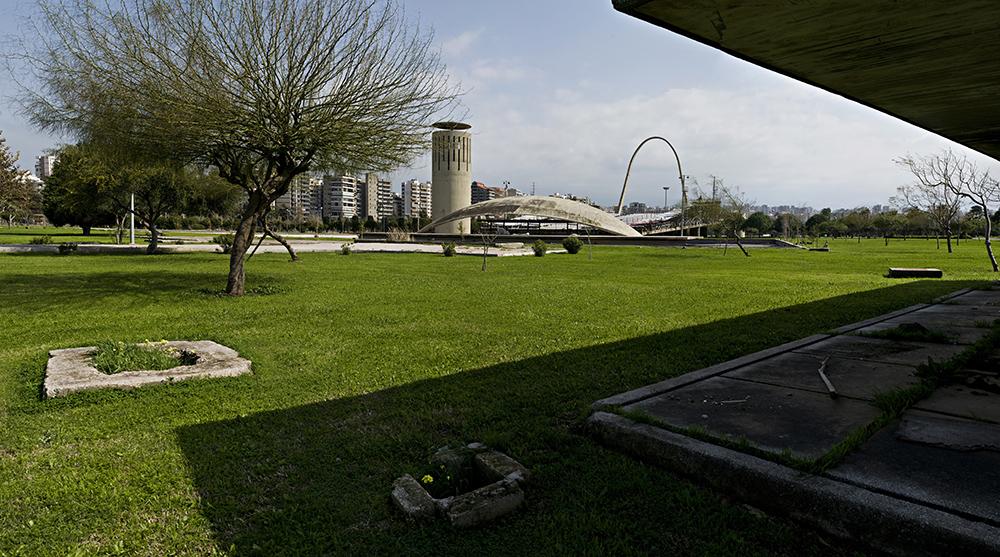 Oscar Niemeyer, Tripoli