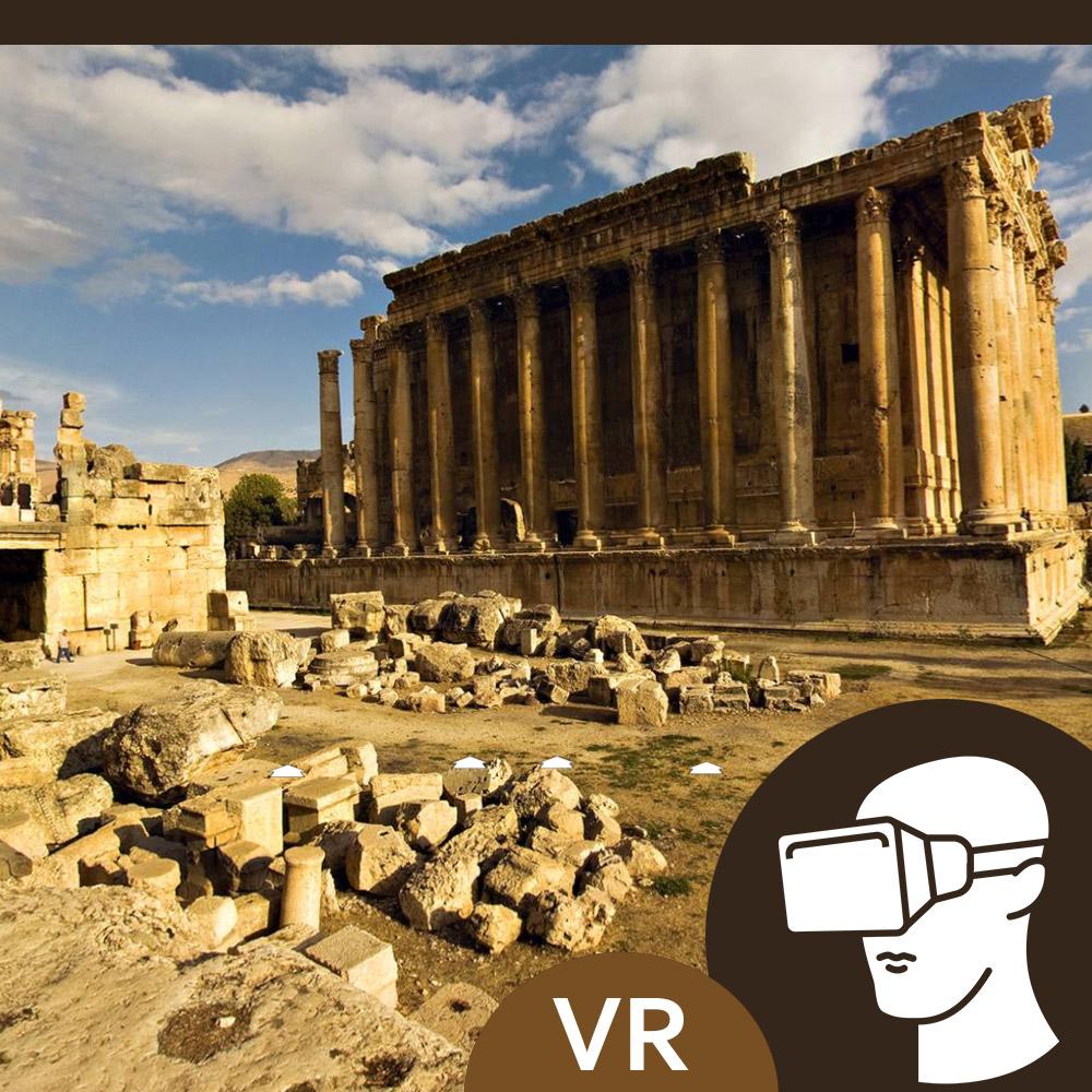 BAALBEK HELIOPOLIS VR360