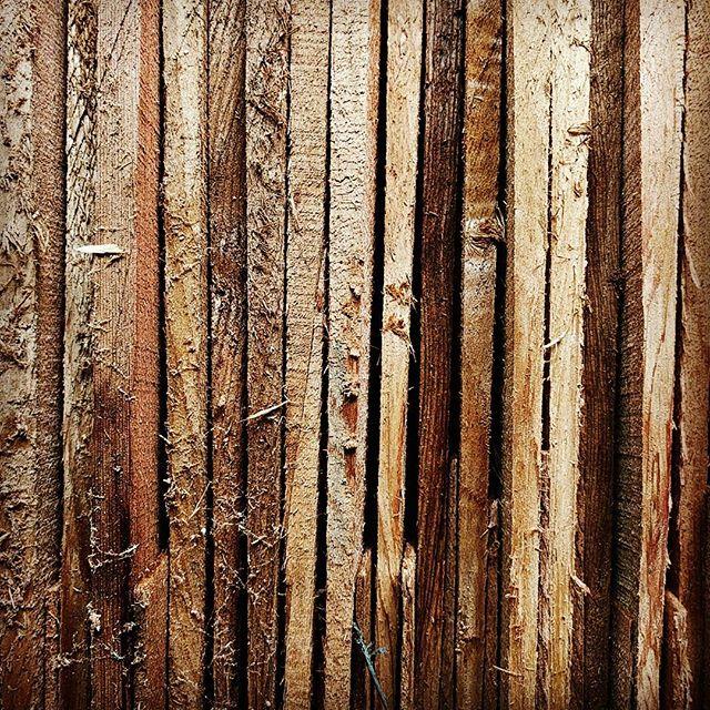 Fresh bundle of cedar shingles soon to be trimmed up for cladding #cedar #cladding #woodwork