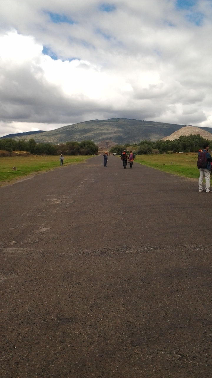 Avenue of the Dea, Teotihuacan