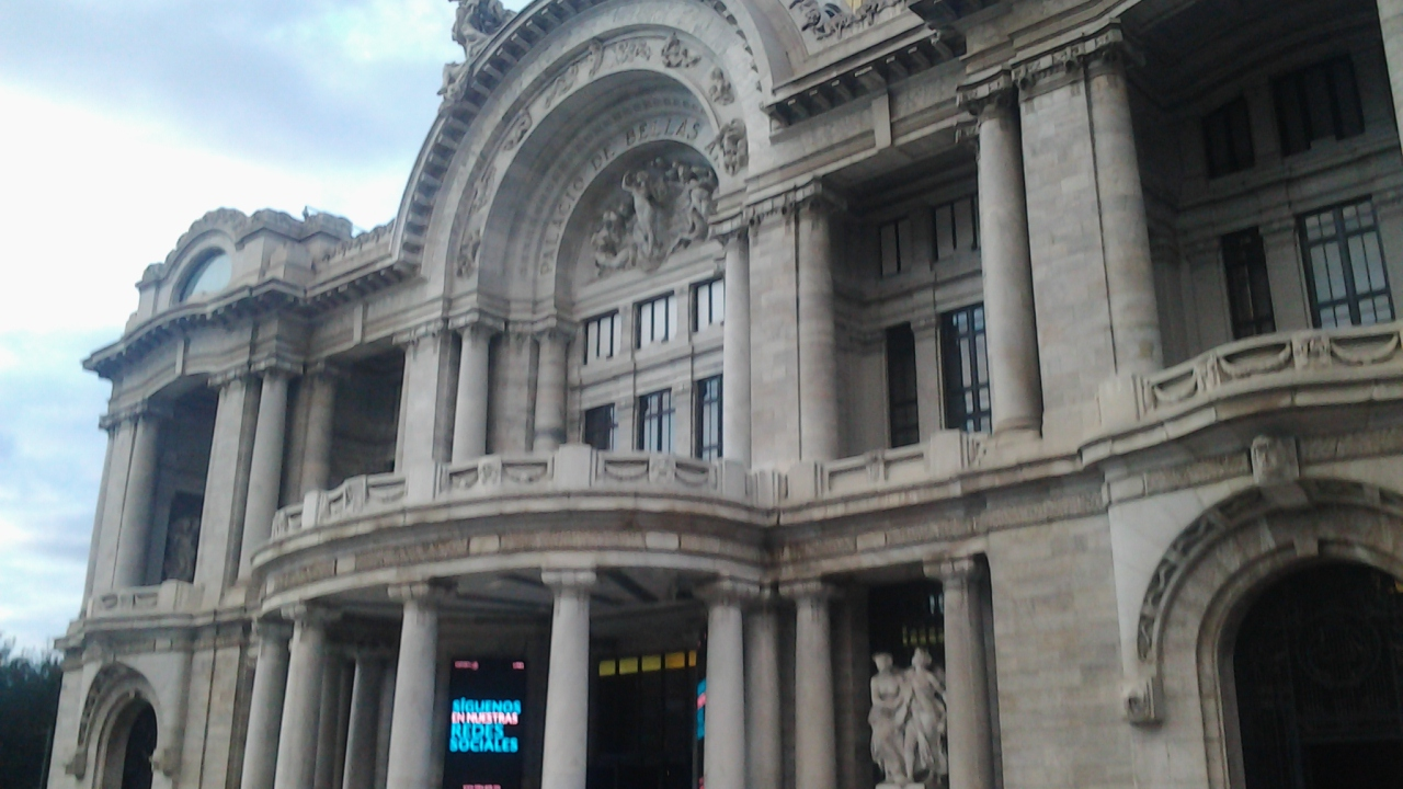 Center for Performing Arts, Mexico City