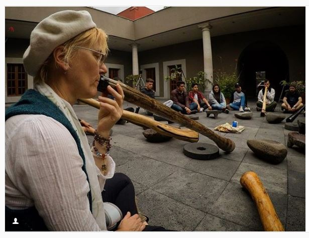 Mexico Didgeridoo Festival 2016, Mexico City