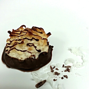 Coconut Macaroon Box Little Delights Bakery