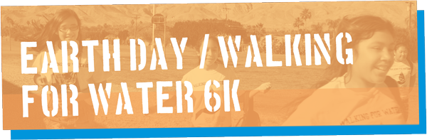 Eat Day Walking for Water