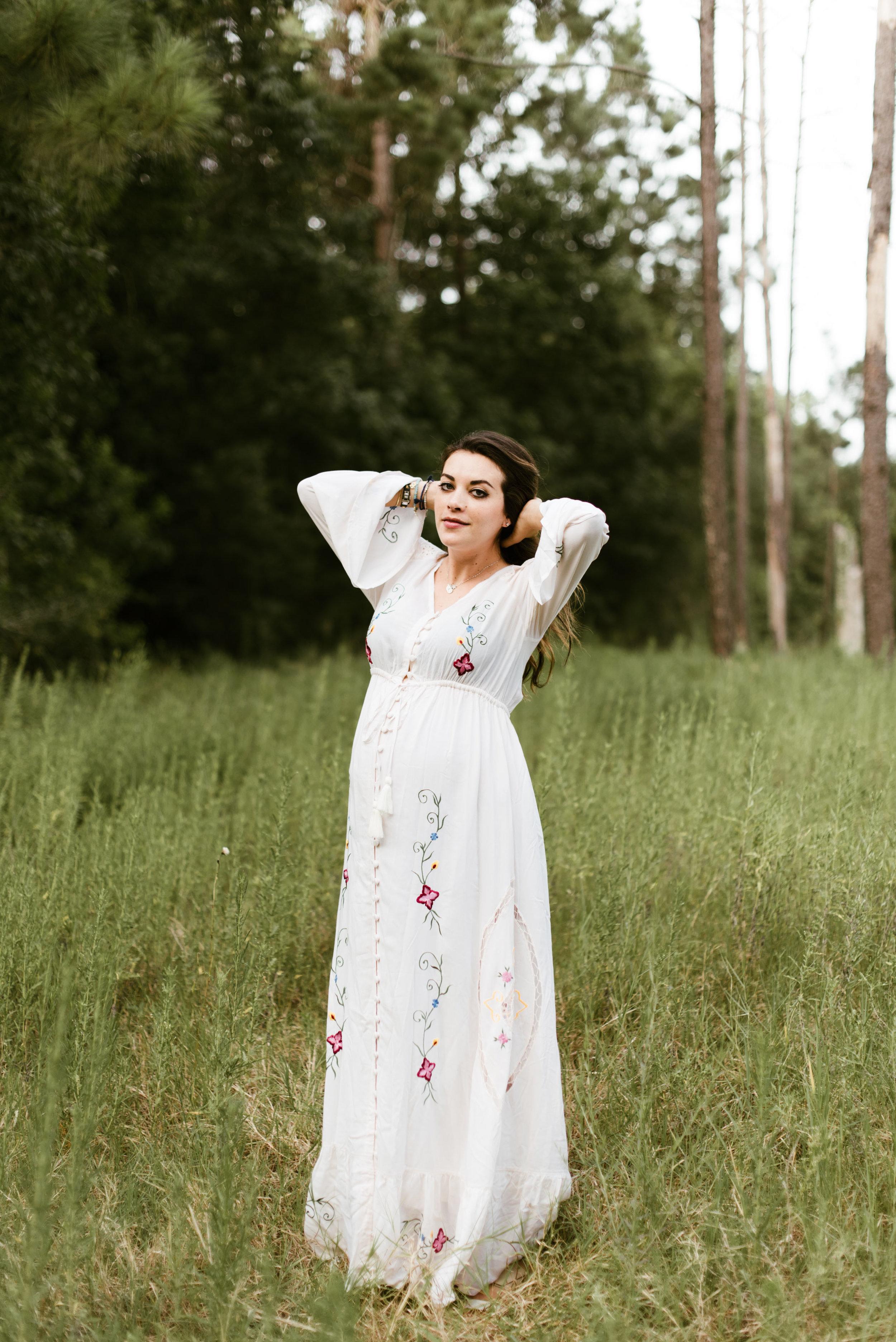 Atascocita Maternity Photographer