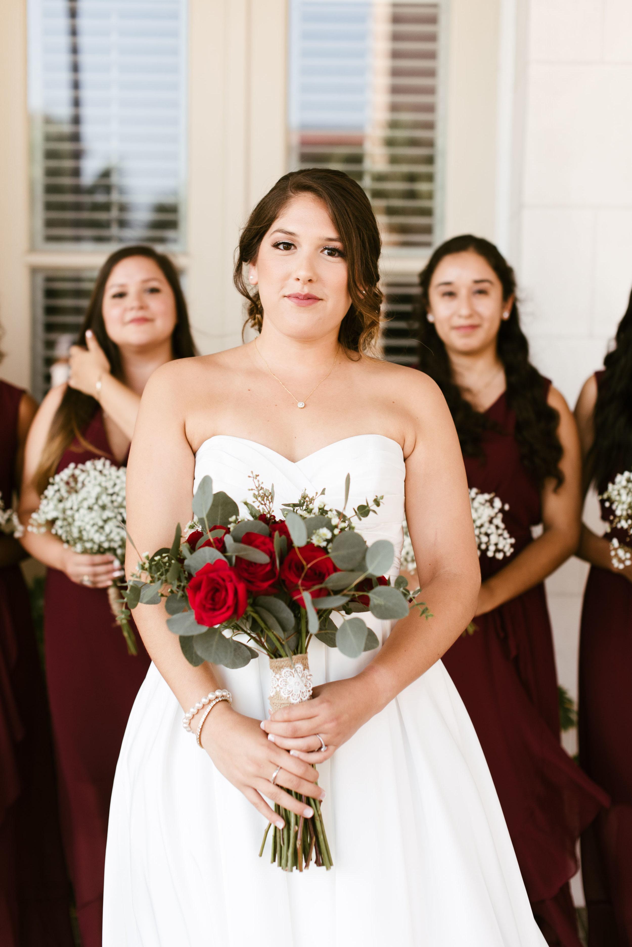 Intimate Downtown Galveston Wedding | Houston Natural Light Wedding Photographer | www.jordanmitchellphotography.com