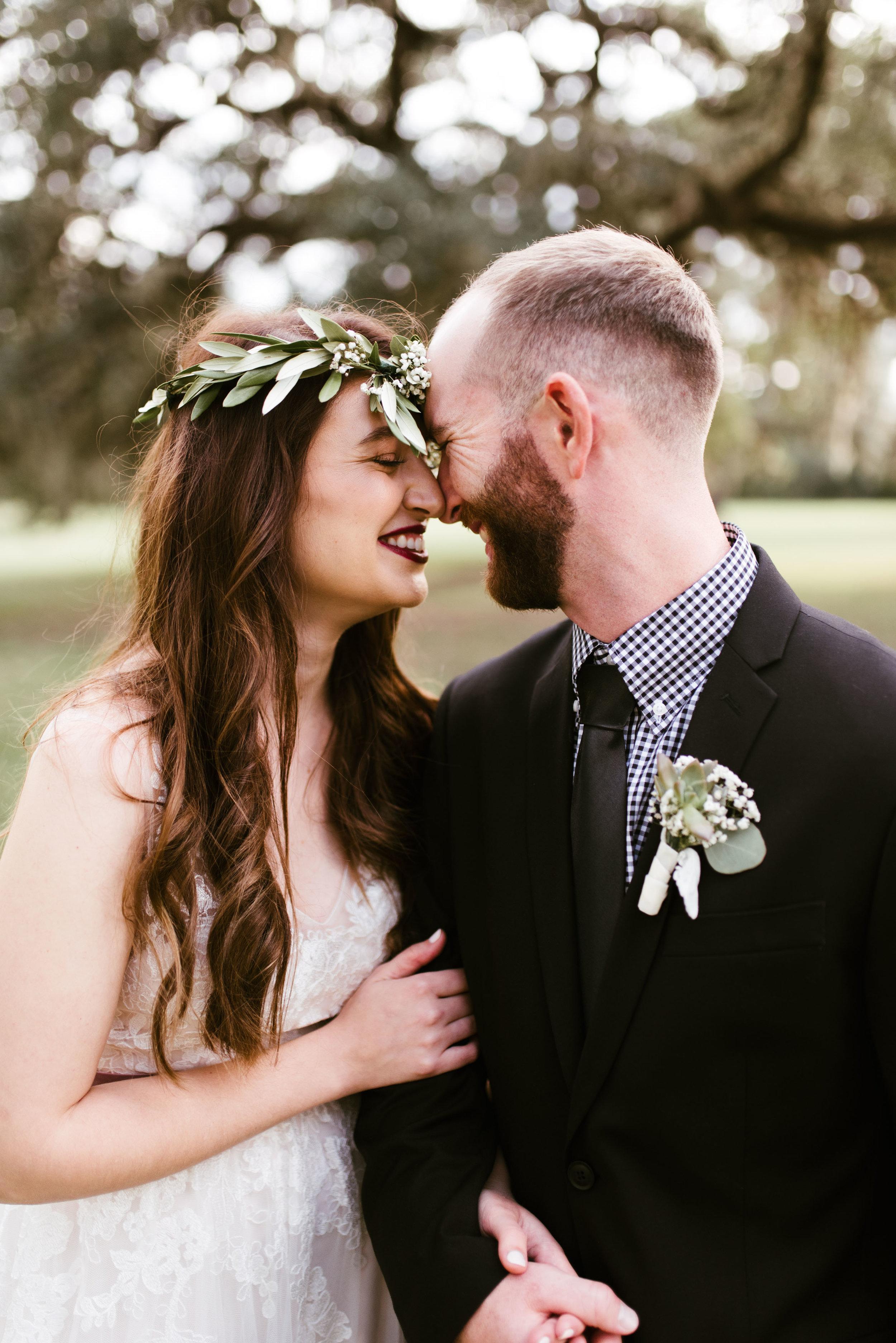 Columbus, Texas Wedding | Houston Natural Light Wedding Photographer | www.jordanmitchellphotography.com