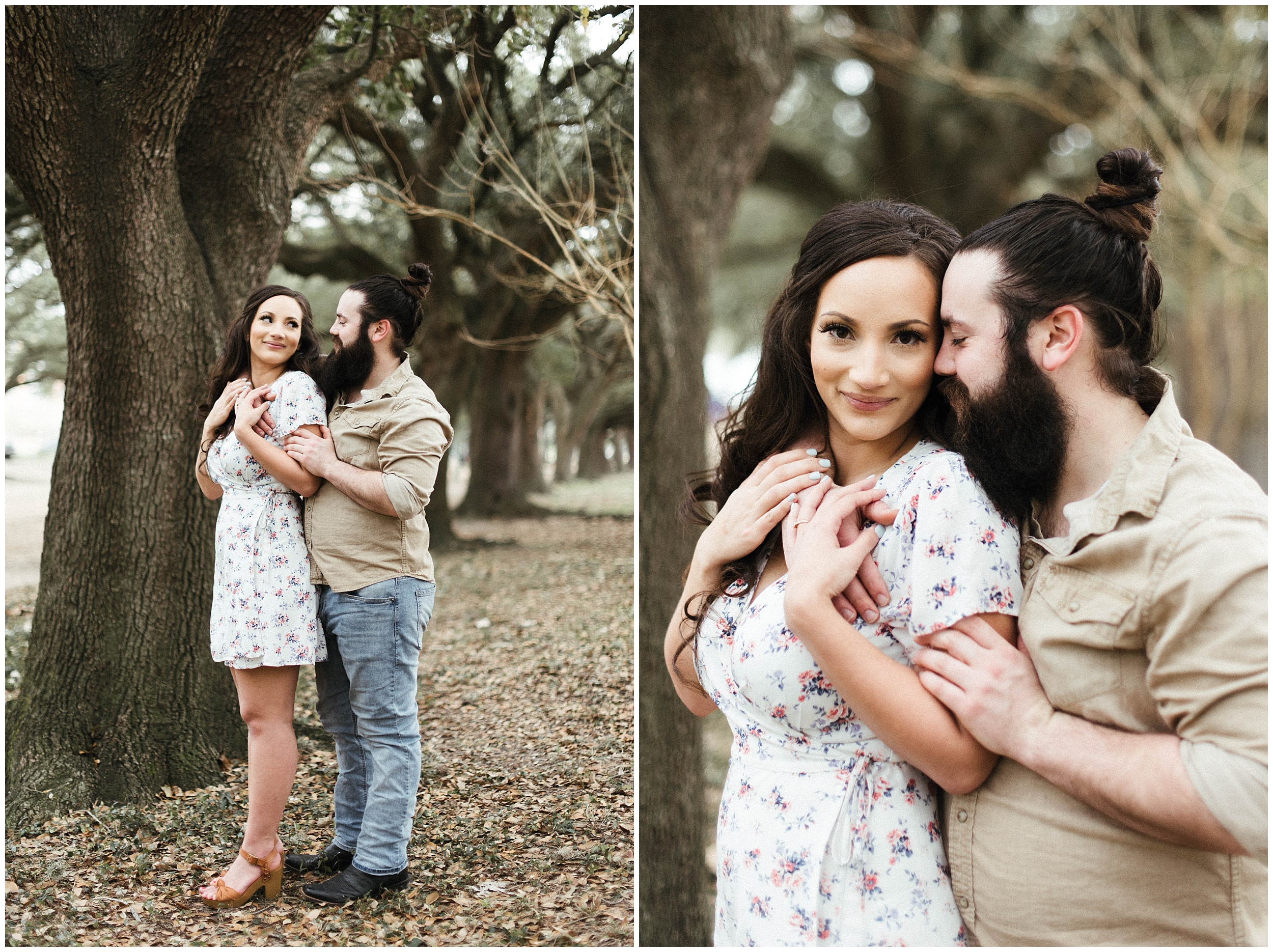 Houston Engagement Session | Houston Engagement Photographer | www.jordanmitchellphotography.com
