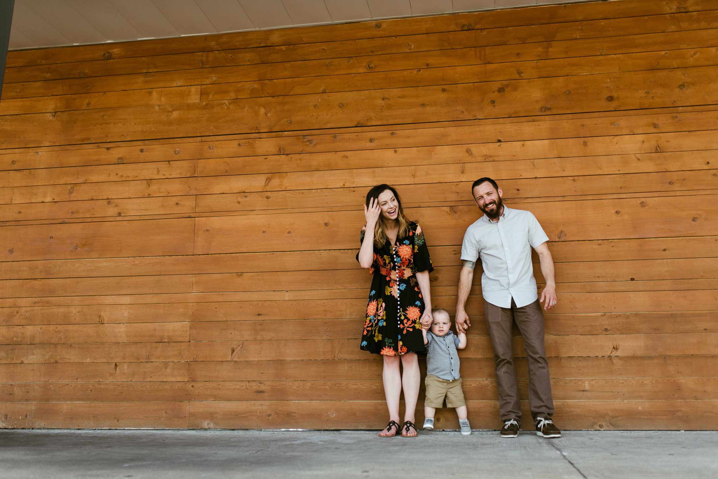 Houston Heights Family Session | Fort Worth Photographer | Dallas Photographer