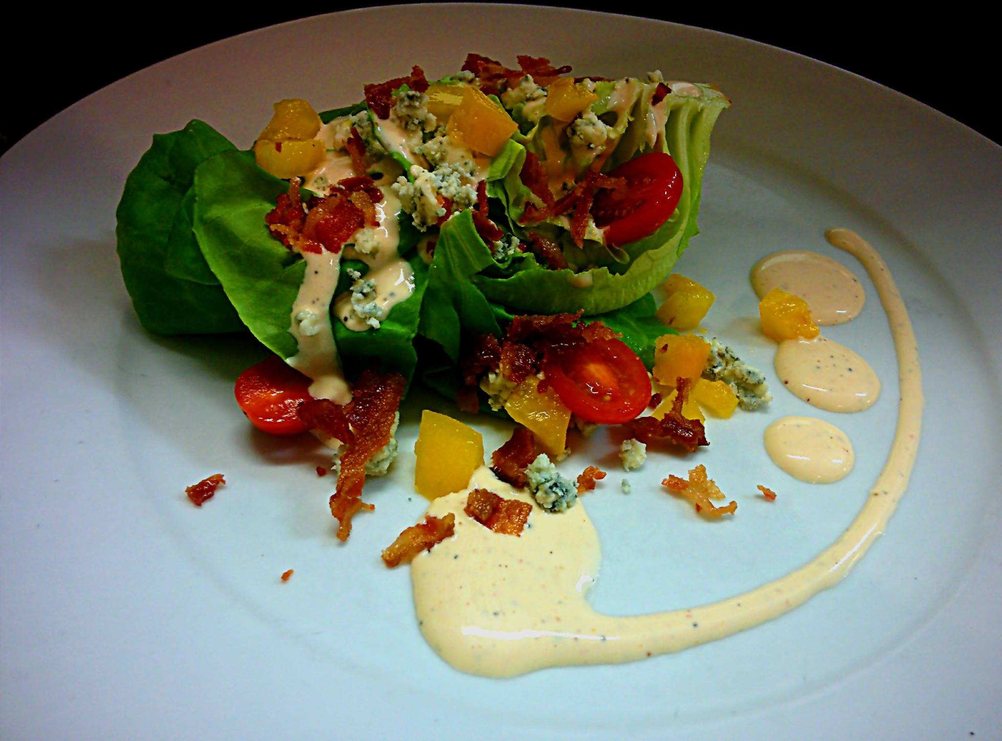 Bibb Lettuce Wedge Salad