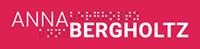 Anna Bergholtz logga med länk till hennes hemsida