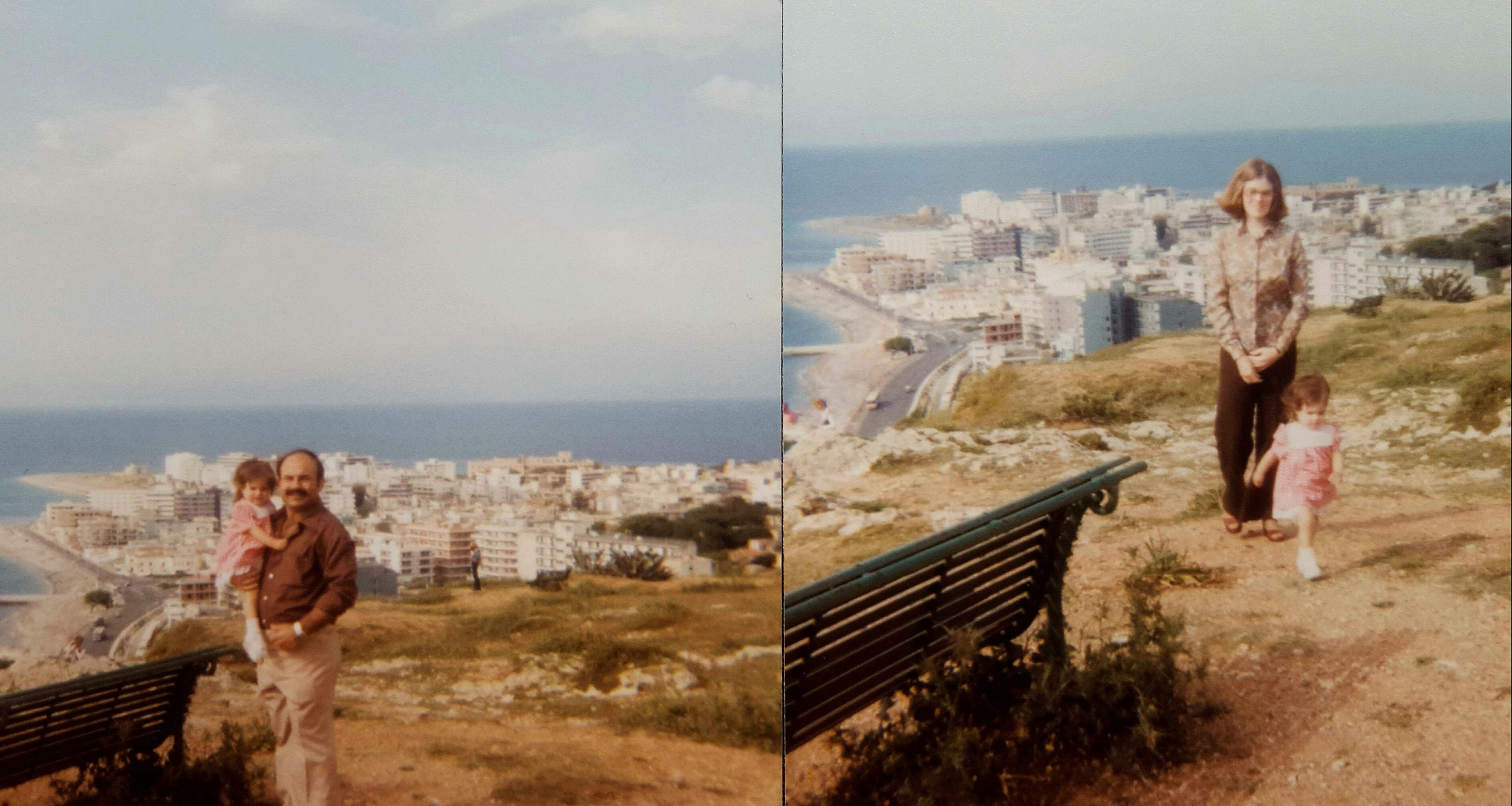 Rhodes, Greece: 1980